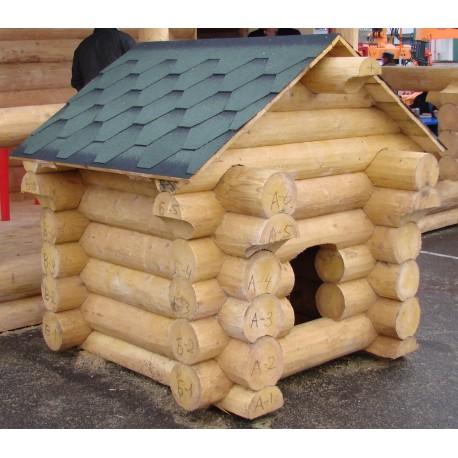 Casa del pino de Siberia