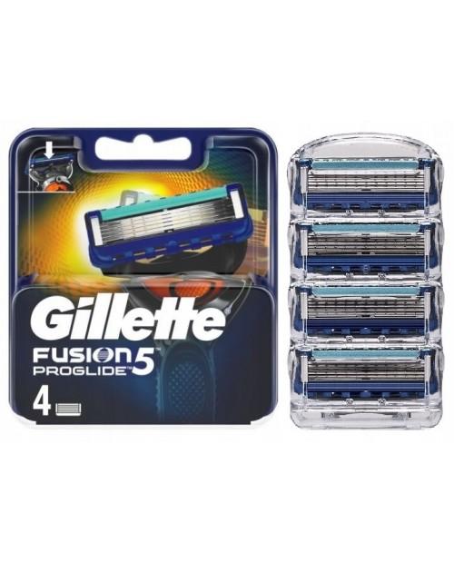 Gillette - Fusion Proglide 5 (4 Pcs)