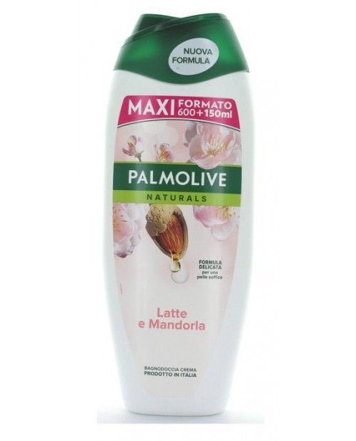 Palmolive Bath gel 750ml Latte and Mandorla