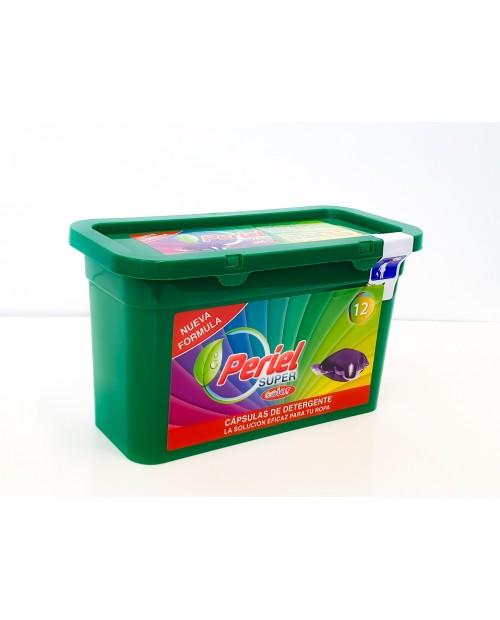 Periel capsules 12 und Colour