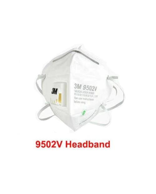 3M 9501V / 9502V Anti-dust masks KN95